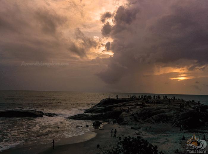 Someshwar 3 - Someshwar Beach -  Ullal