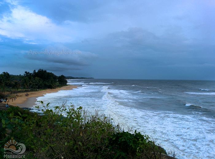 Someshwar 4 - Someshwar Beach -  Ullal