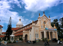 Rosario Cathedral 4 w250 - Religious Places in Mangalore