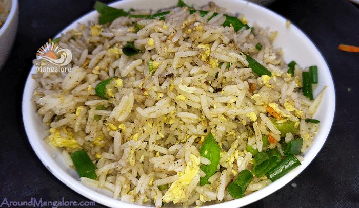 Egg Fried Rice Hotel Tandoor KitchenAdyar Mangalore Restaurant - Hotel Tandoor Kitchen, Adyar