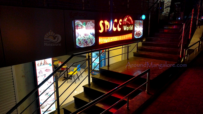 SPICE World Fast Food Family Restaurant Mangalore P2 - SPICE World