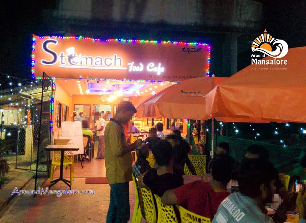 Stomach Food Cafe Surathkal NITK Mangalore P2 - Stomach Food Cafe - Surathkal
