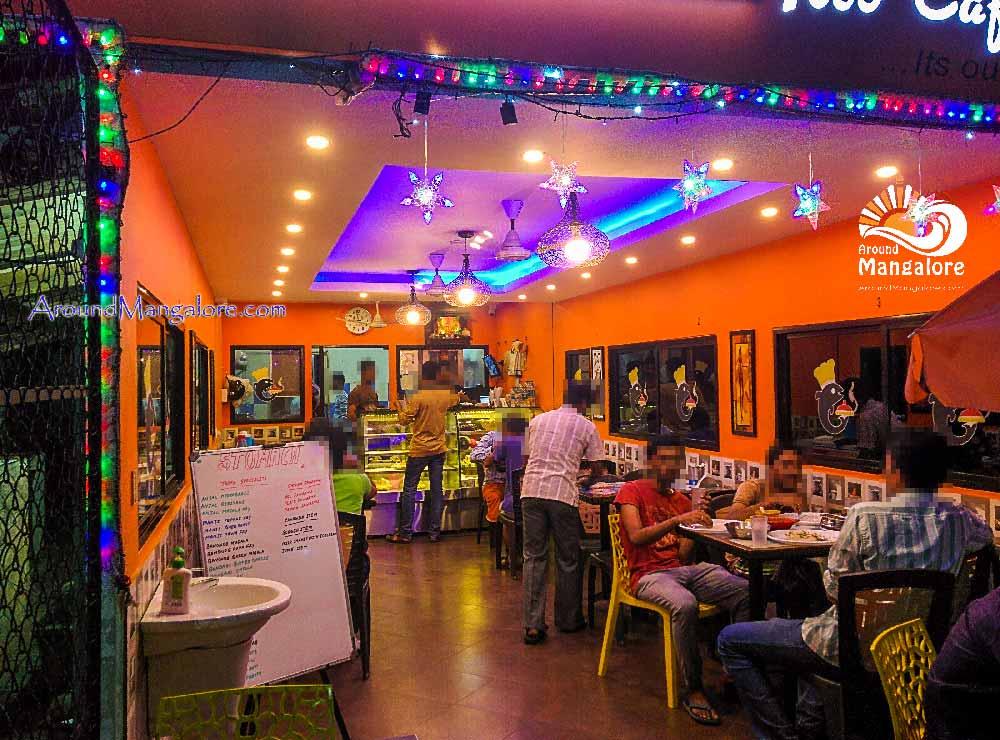 Stomach Food Cafe Surathkal NITK Mangalore - Stomach Food Cafe - Surathkal