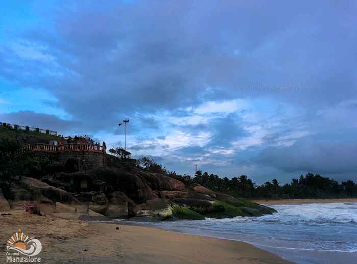 Someshwar Beach –  Ullal