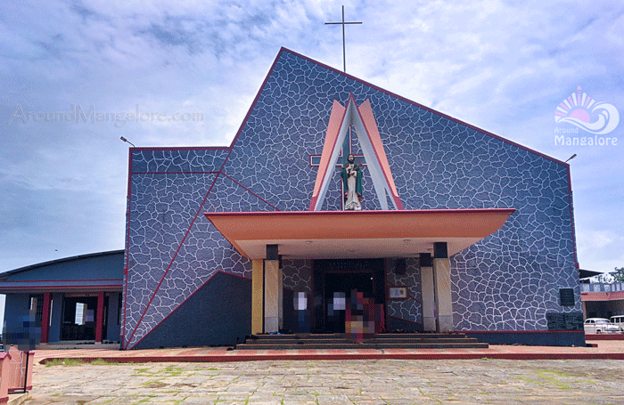 St. Jude Thaddaeus (Pakshikere Church)