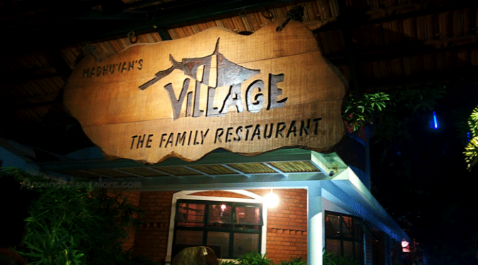 Madhuvan's Village Restaurant, Mangalore - Around Mangalore - AroundMangalore.com