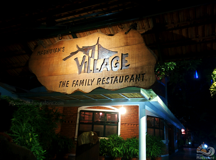 Madhuvan's Village Restaurant