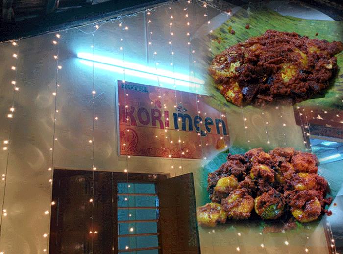 Hotel Kori Meen, Mangalore