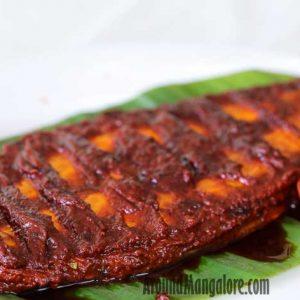 Anjal Ghee Roast - Maharaja Restaurant, Mangalore