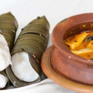 Bolenjir Alle Piyyao Gassi with Mude - Maharaja Restaurant, Mangalore