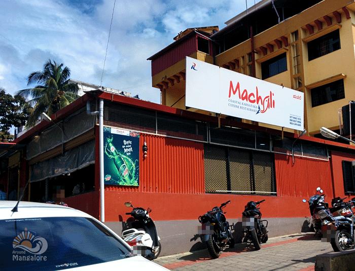Machali, Sea Food Restaurant