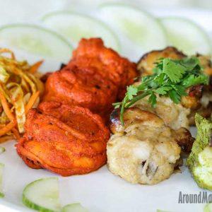 Tiranga Prawns - Maharaja Restaurant, Mangalore