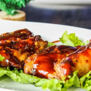 Chicken Wings BRIO Café Grill Light House Hill Road Mangalore 300x300 - BRIO Café & Grill - Light House Hill Road