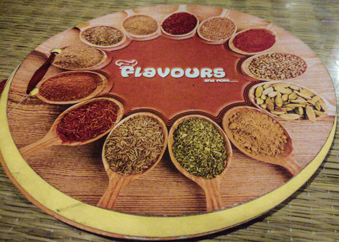 Flavours and More…
