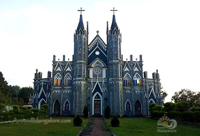 St Lawrence Minor Basilica, Attur Church, Karkala
