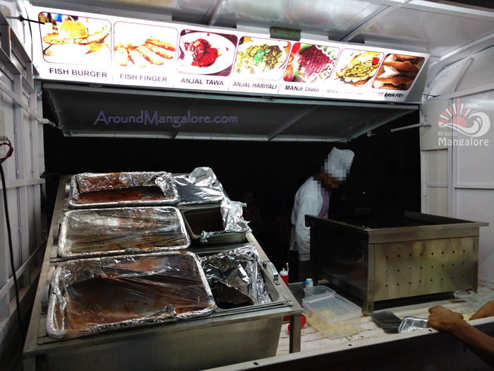 Crunchy Macchy – Seafood Mobile Outlet in Mangalore