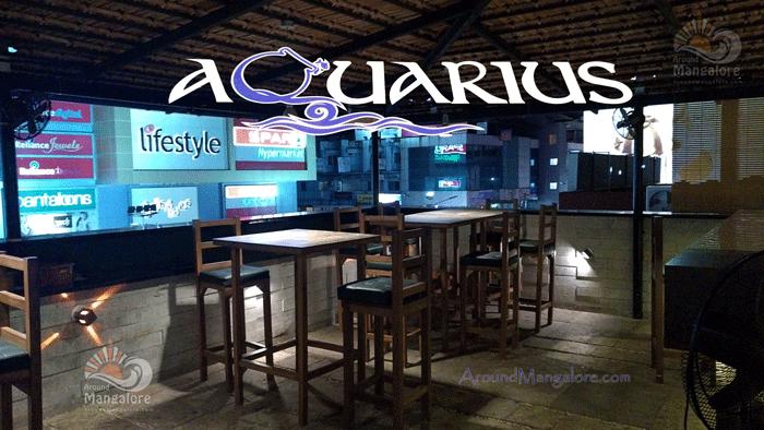 Aquarius Restaurant, Hampankatta