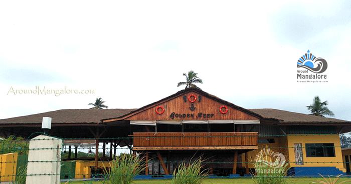 Golden Reef - Restaurant & Bar, Panambur Beach, Mangalore