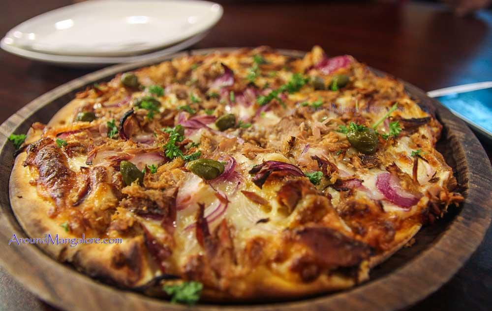 All Tonno Scirocco The Pizzeria Italian Restaurant Mangalore - Scirocco - The Pizzeria - Italian Restaurant