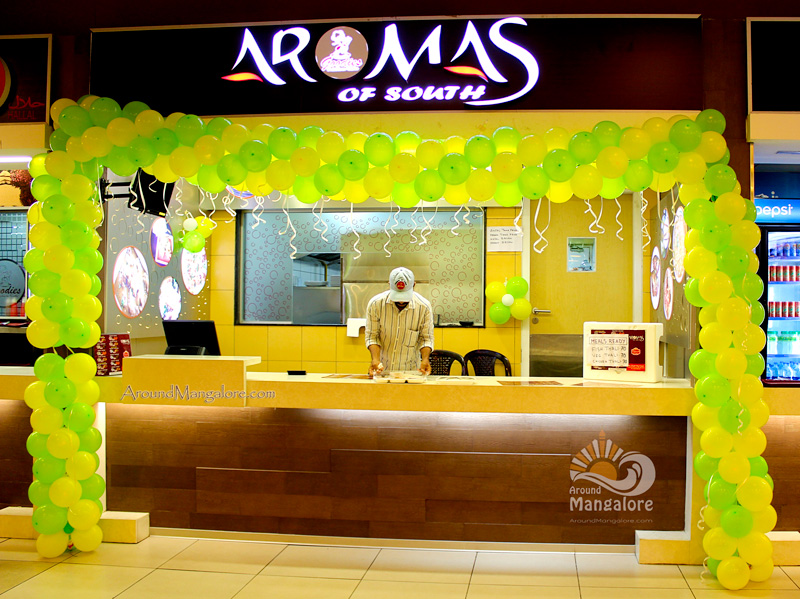 Aromas of South – The Forum Fiza Mall