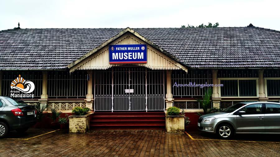 Father Muller Museum, Kankanady