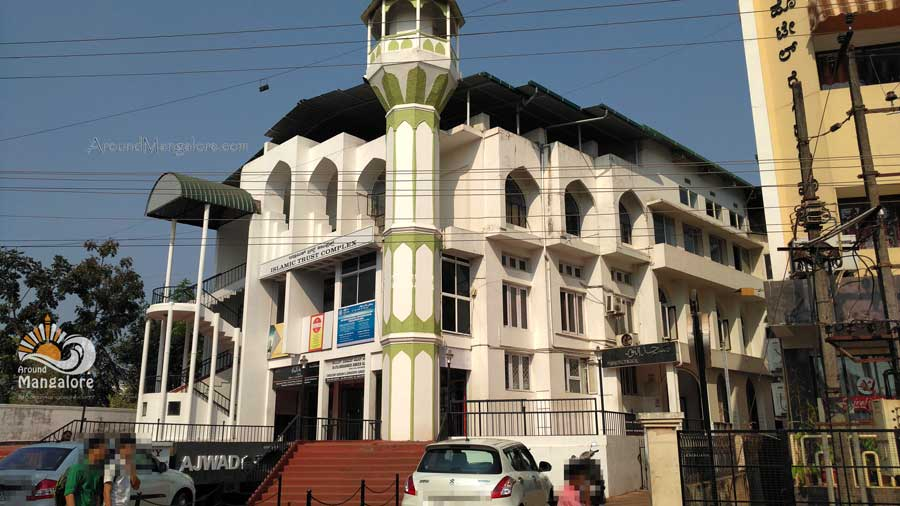 Noor Masjid – Hampankatta