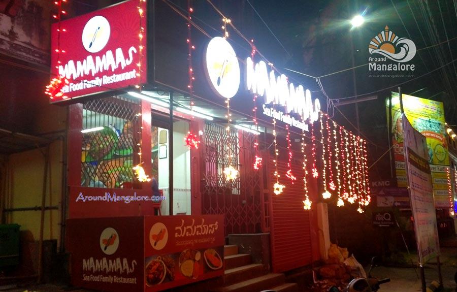 Mamamaas – MG Road