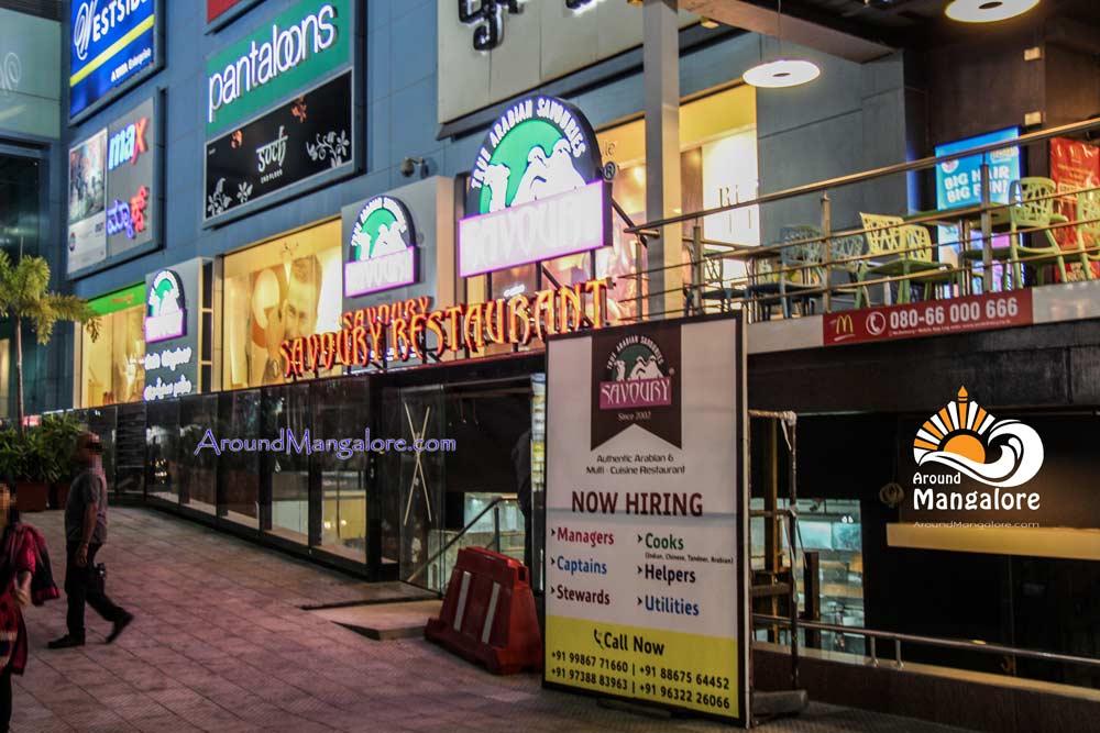 Savoury Restaurant – Hampankatta