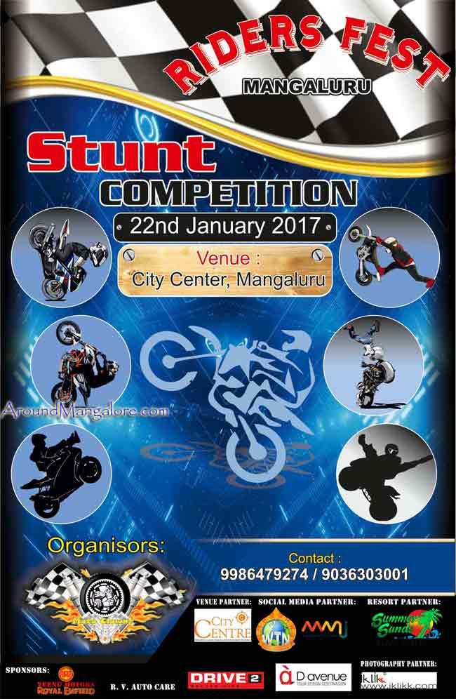 Stunt Competition – 22 Jan 2017 – City Centre