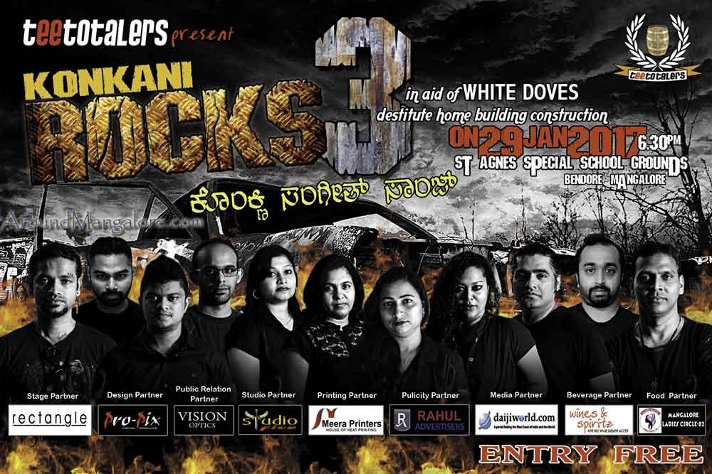 Konkani Rocks 3 – St Agnes, Bendore – 29 Jan 2017