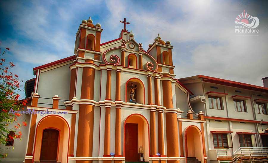 Monte Mariano Church – Farangipet