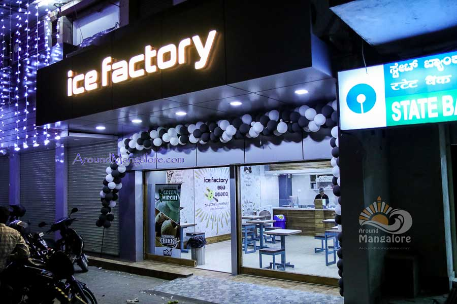 Ice Factory – Falnir Road