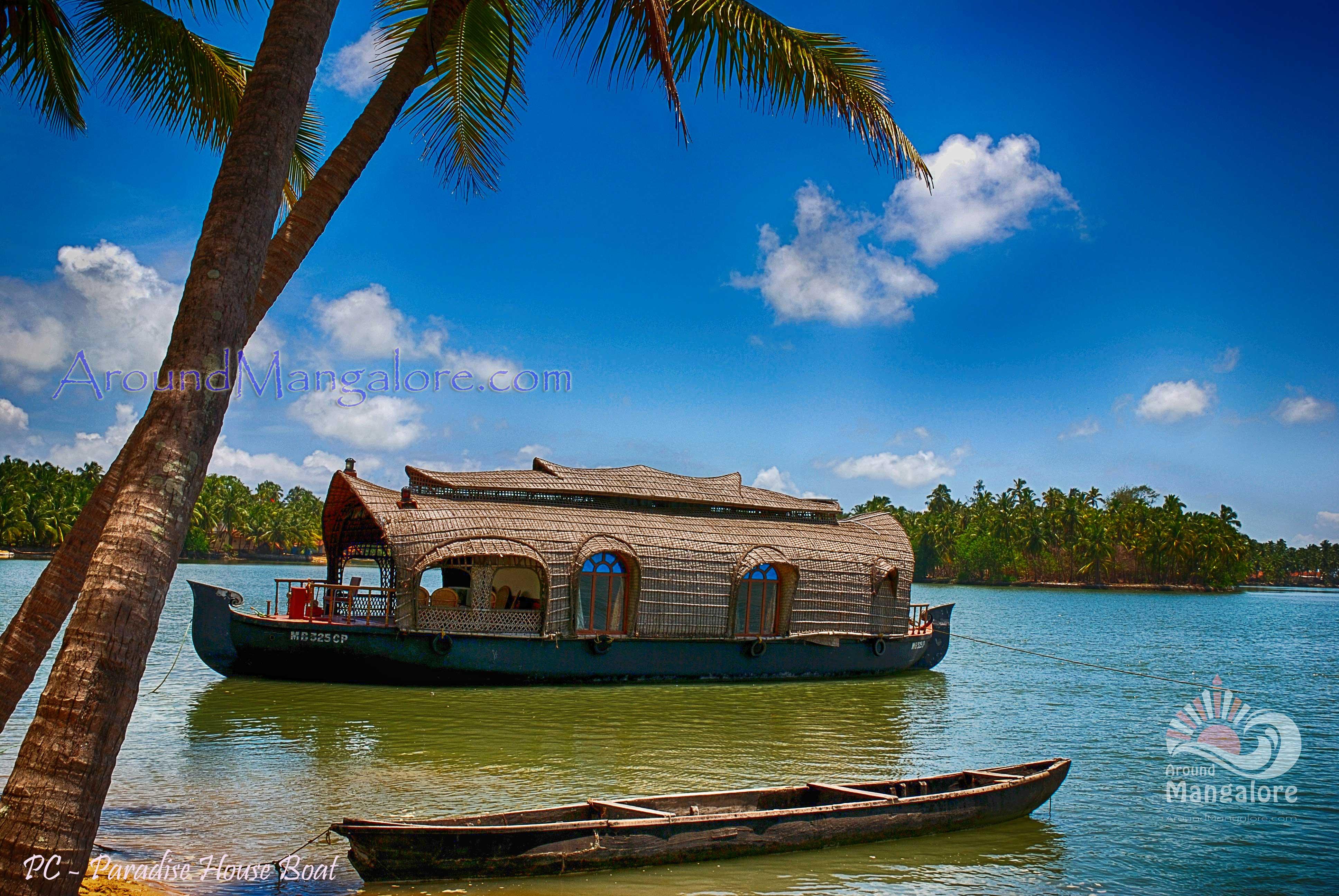 Paradise House Boat – Udupi