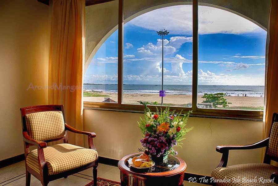 The Paradise Isle Beach Resort – Malpe
