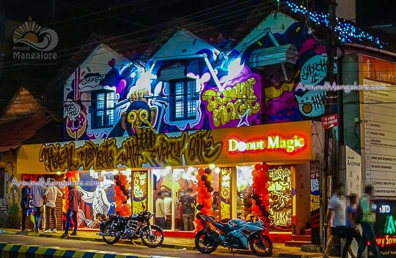Donut Magic - Thryvs cafe, Mangalore