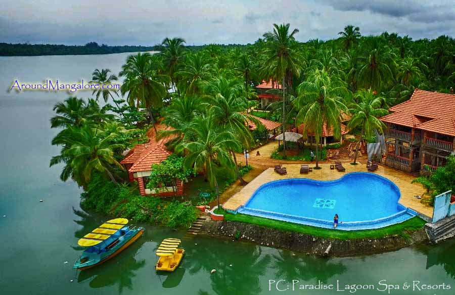Paradise Lagoon Spa & Resorts – Malpe
