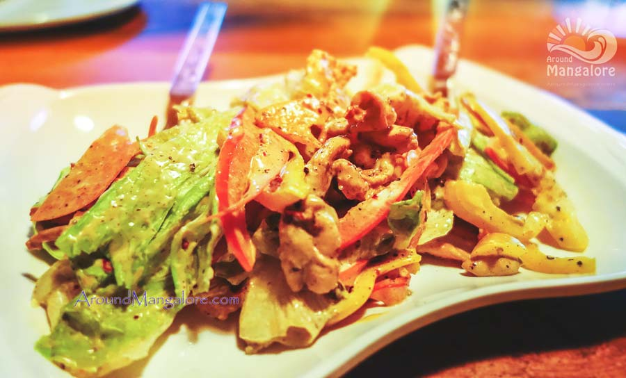 Chicken Salad Boiler Room – The Urban Lounge Bar Mangalore - Boiler Room - The Urban Lounge Bar