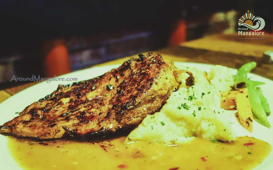 Chicken Steak Boiler Room – The Urban Lounge Bar Mangalore - Boiler Room - The Urban Lounge Bar