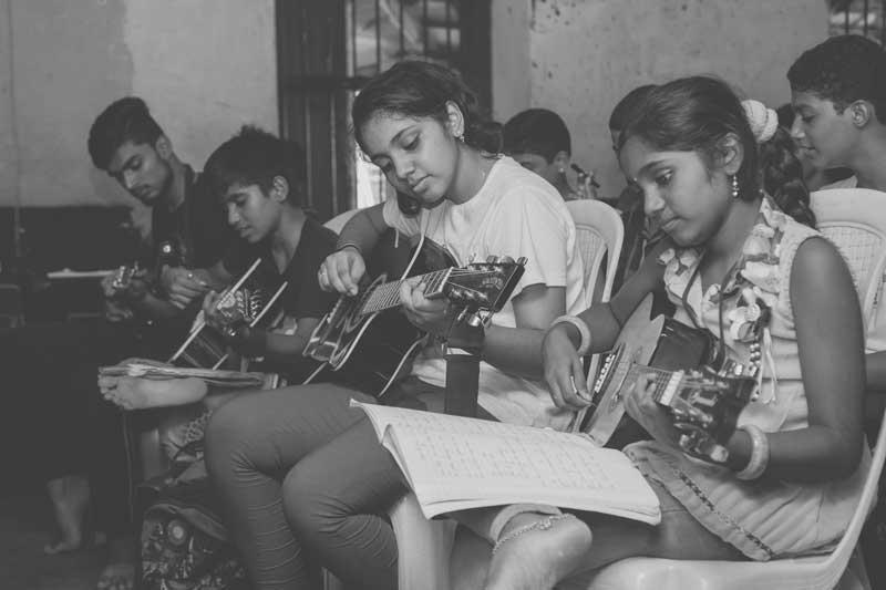 The Music For Change Trust – Kadri