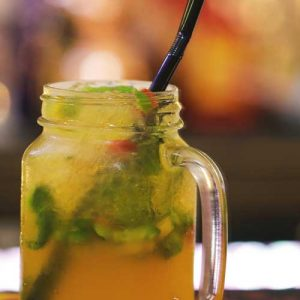Bell Pepper Mocktails - ONYX Air Lounge & Kitchen - MG Road, Mangalore