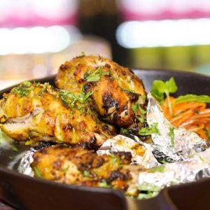Chicken Kalmi Kebab - ONYX Air Lounge & Kitchen - MG Road, Mangalore