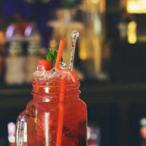Melon Sour Mocktail - ONYX Air Lounge & Kitchen - MG Road, Mangalore