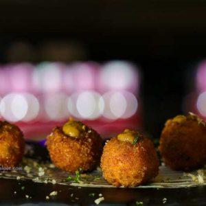 Mushroom Bites - ONYX Air Lounge & Kitchen - MG Road, Mangalore