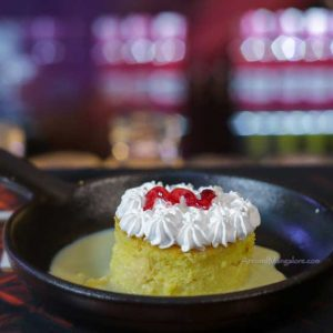 Tres Leches - ONYX Air Lounge & Kitchen - MG Road, Mangalore