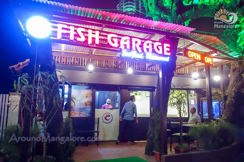 Fish Garage – Sea Food Restaurant – Chilimbi