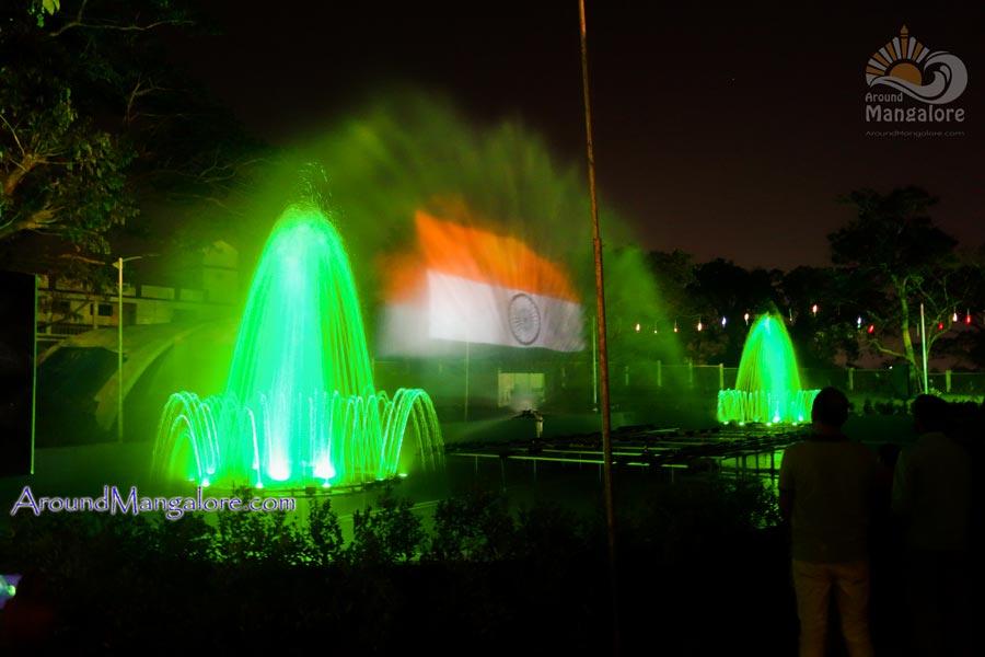 Musical Fountain - Kadri Park, Mangalore