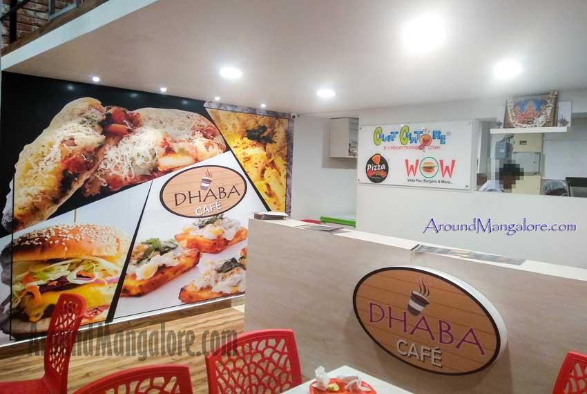 Dhaba Cafe – WOW Vada Pav – Chaat Chatore – MG Road