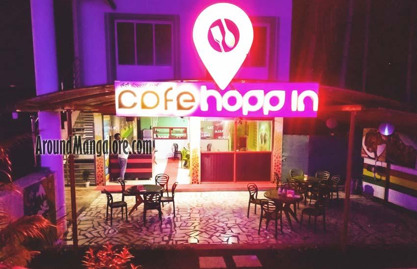 Cafe Hoppin - Adyar, Mangalore