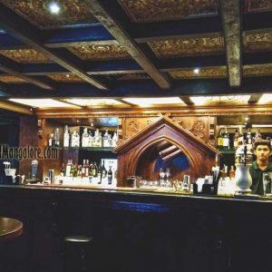 G77 - Lounge - Goldfinch Hotel, Mangalore