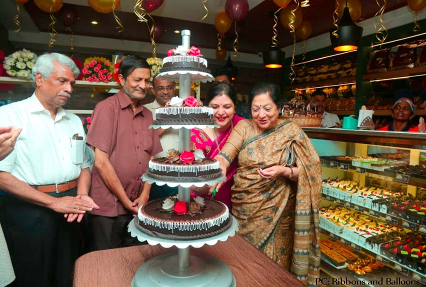 Ribbons and Balloons – The Cake Shop – Manipal
